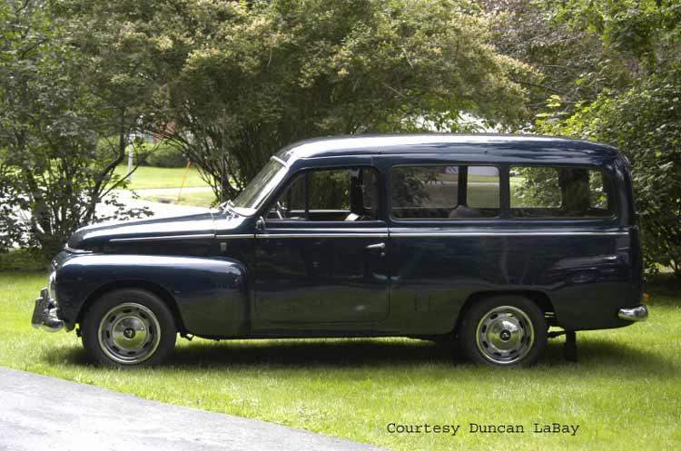 Kit Foster's CarPort » Blog Archive » High Fashion Volvo