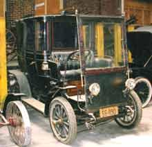 1905 Electromobile