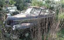 41 Pontiac convertible
