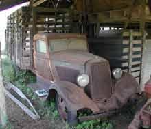 1933 Dodge H30 truck