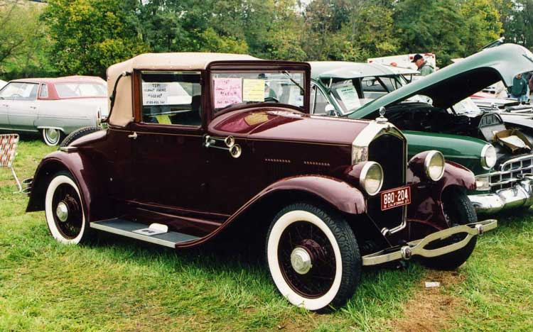Kit Foster's CarPort » Blog Archive » The End of Hershey ...