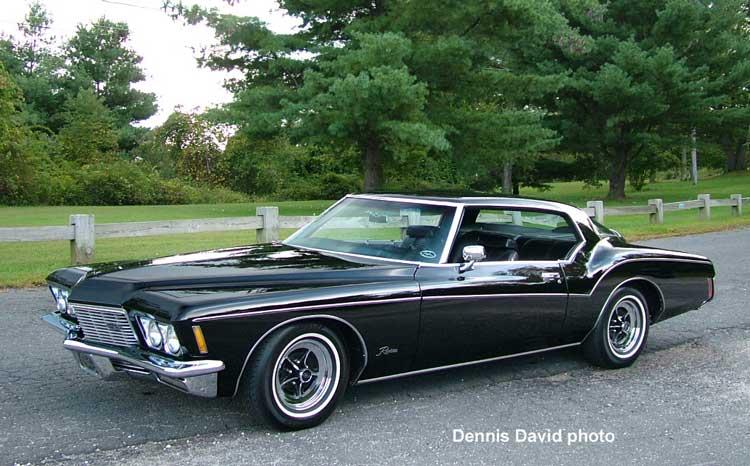 1973 Buick Riviera Boattail. Buick Riviera,