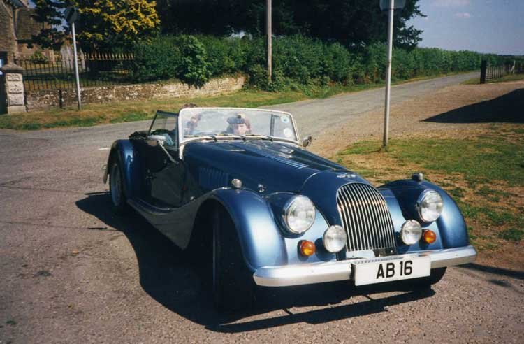 Kit foster 39 s carport blog archive morgan milestones for Carport auto auction