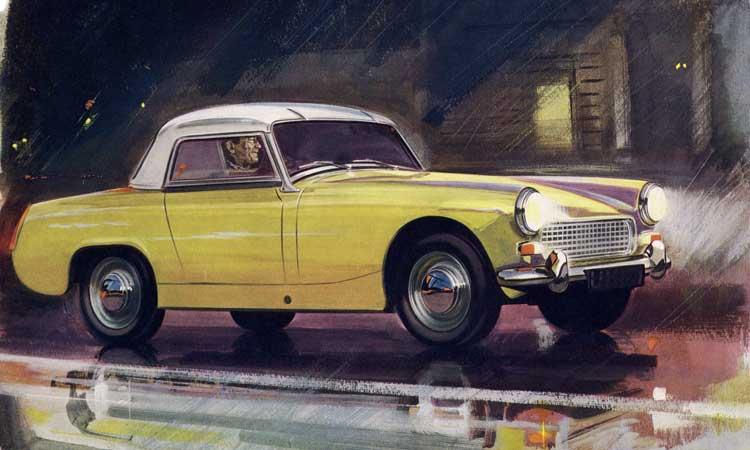 Kit foster 39 s carport blog archive spridgets for Carport auto auction