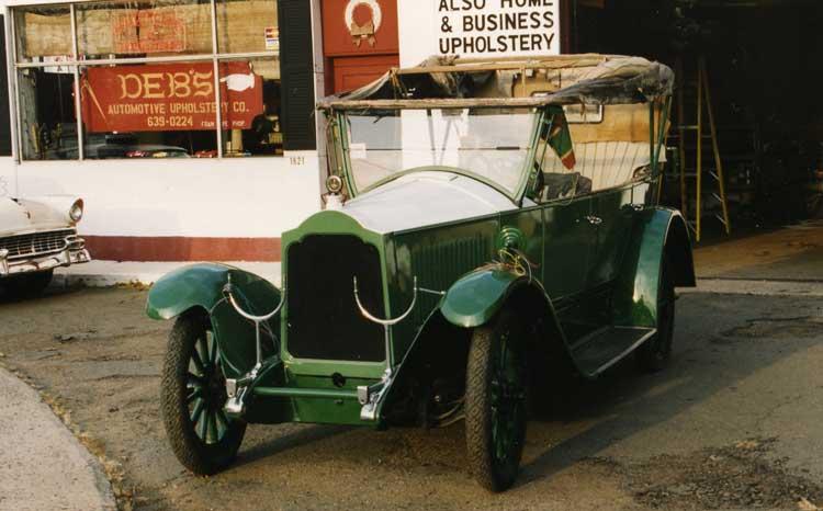 Johnny Pascucci Classic Cars