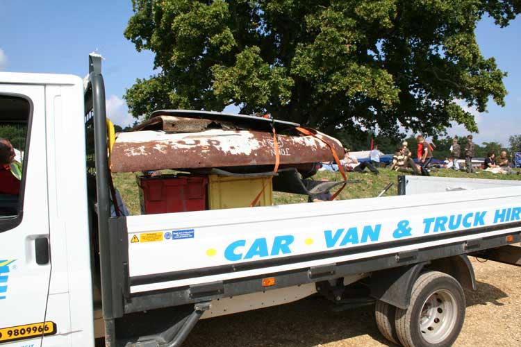 Kit foster 39 s carport blog archive ruby beaulieu for Carport auto auction
