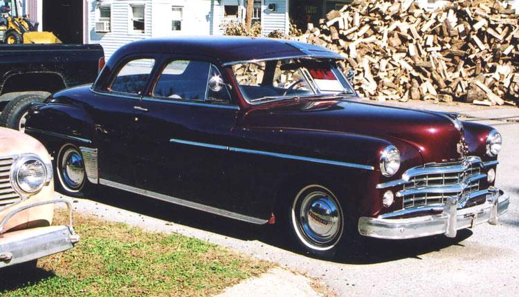 1952 Plymouth Interior Kit Autos Post