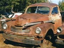 1948 Nash truck
