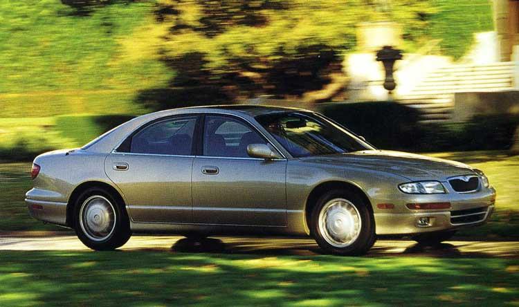 Mazda Millenia Driving Pleasure