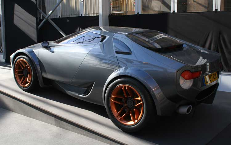 A New Stratos Concept From Atabeyki Design