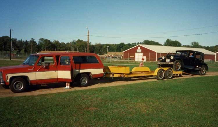 Kit foster 39 s carport blog archive strawberry shortcake for Carport auto auction