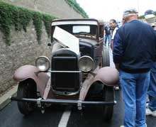 1930 Whippet sedan