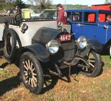 1913 Cartercar