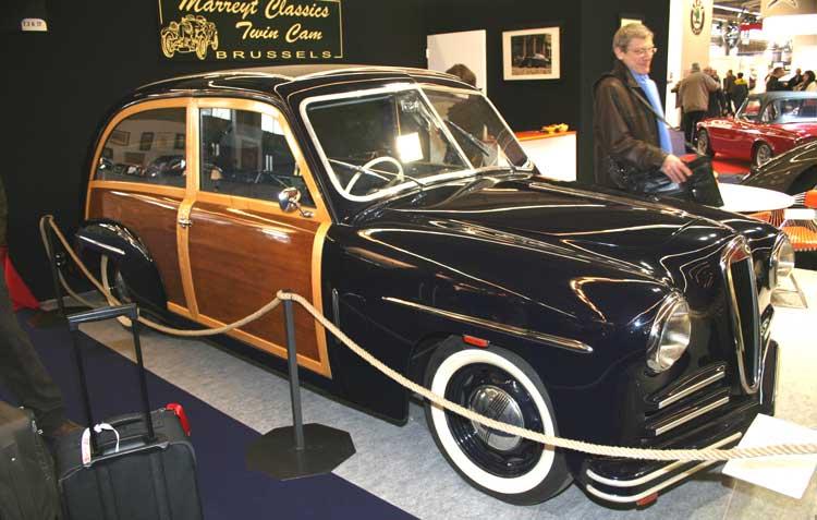 Kit foster 39 s carport blog archive r tromobile short for Carport auto auction