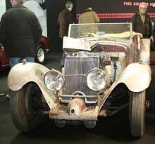 1935 Squire Tourer