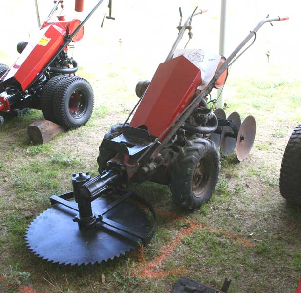 1965 Gravely 4 Wheel Tractor : Kit foster s carport archive a gravely situation