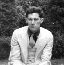 Philip W. Foster in 1936